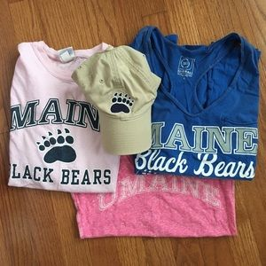 Tops - University of Maine Black Bears College Apparel